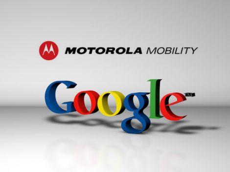 Motorola Mobility and google