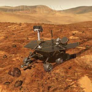 Spirit trappola sabbia Marte Nasa