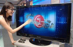 Sky LG televisori 3D pub inglesi