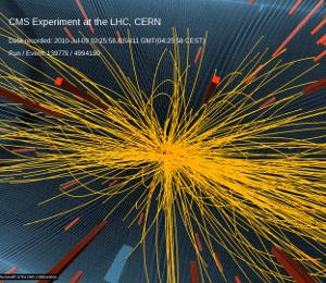 Cern LHC CMS Guido Tonelli