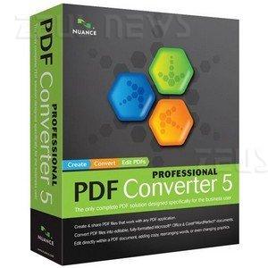 In prova: Nuance Pdf Converter Professional 5