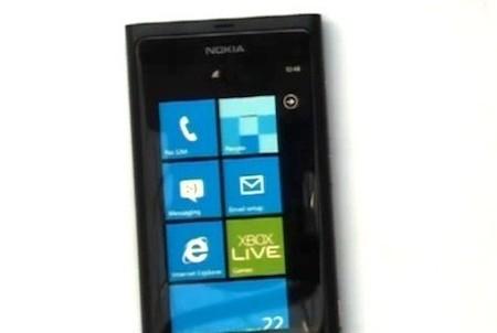Nokia Sea Ray Windows Phone 7 Mango Elop