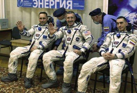 Soyuz ISS