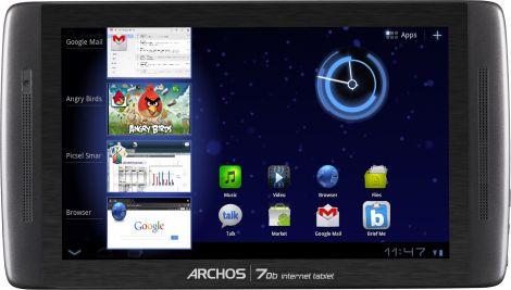 ARCHOS 70b internet tablet 1 main