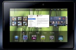 RIM PlayBook BlackBerry 500 dollari iPAD Apple