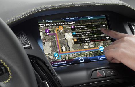 auto tecnologia sicurezza infotainment