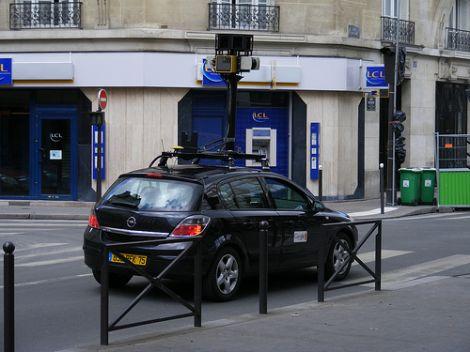 google street view multa simbolica