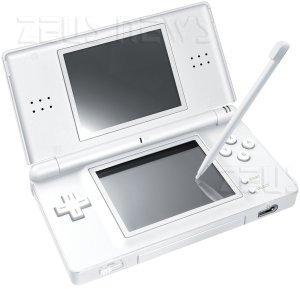 Nintendo Ds fotocamera mp3 Giappone fine 2008 foto