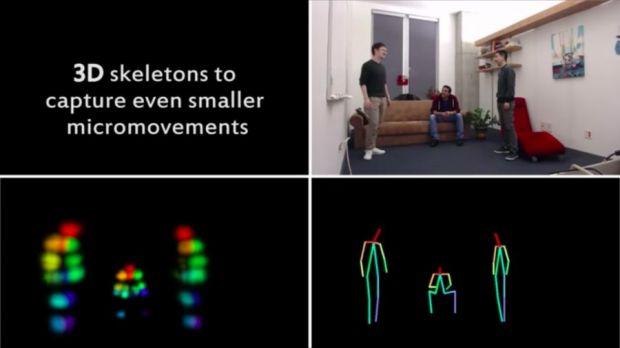 intelligenza artificiale attraverso muri