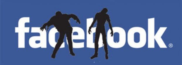facebook messaggi zombie