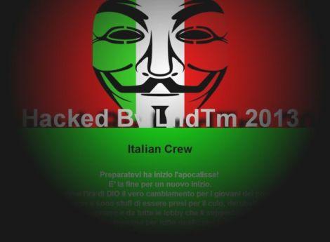 hacker anonymous tribunale milano