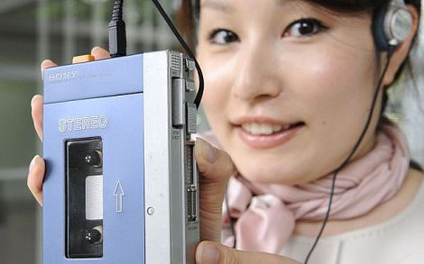 sony addio walkman profitti playstation