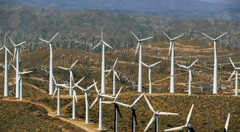 texas eolico energia gratis notte