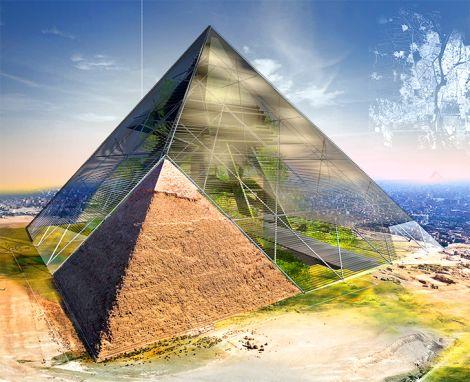 Bio Pyramid Skyscraper Evolo 2015 01