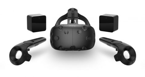 Il visore per la realtà virtuale di HTC e Valve