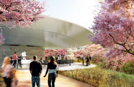 apple headquarters foster  partners 7