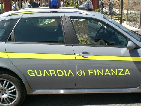 guardia di finanza italian share