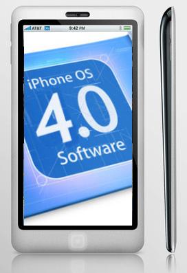 iPhone OS 4.0 iPod Touch iPad multitasking
