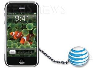iPhone At&t cambio operatore 30 per cento