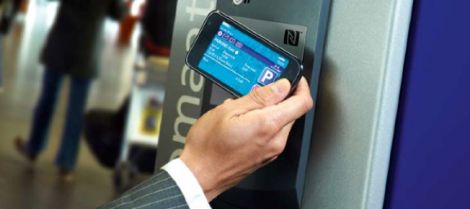 nfc mobile ticketing