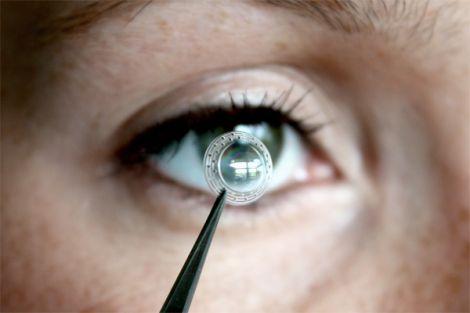 artificial cornea