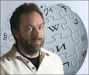 Jimmy Wales pericoli App Store Wikipedia