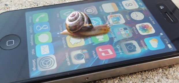 apple causa rallentamento iphone