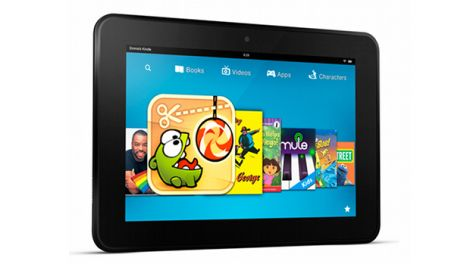 kindle fire hd8 9