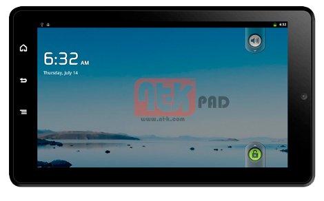 NT-K Pad Apple design iPad