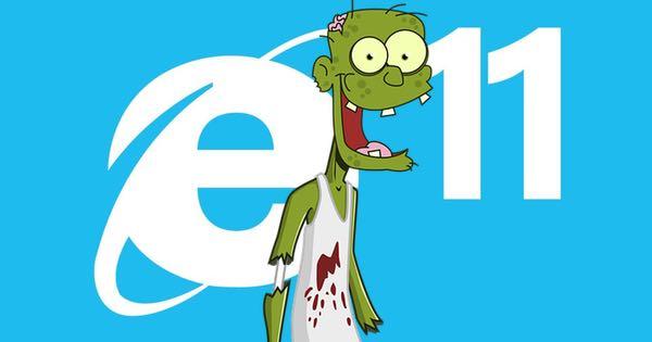 zombie internet explorer