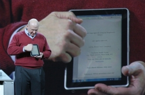 Microsoft Windows 8 tablet autunno 2012