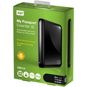 Western Digital My Passport Essential SE