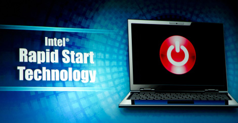 Intel Rapid Start Technology boot Windows 7 8