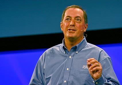 Intel Atom Paul Otellini Silvermont smartphone