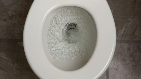 energia acqua WC