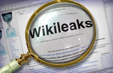 Wikileaks Guardian 2 GB cablogrammi password
