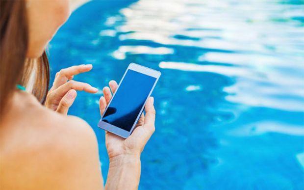 smartphone annegamenti adulti bambini