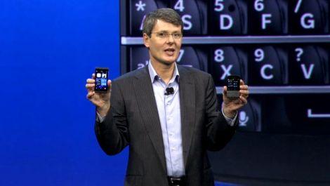 Heins BlackBerry Z10