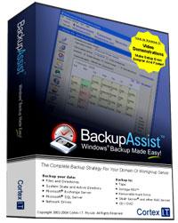 Achab BackupAssist 6 backup Windows