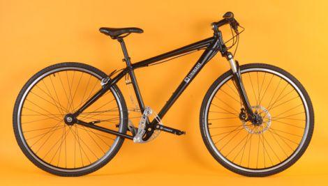 bici senza catena