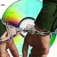 Manette con sfondo CD