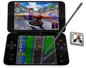 Nintendo 3DS potenza PS3 Xbox 360