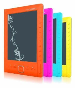 Intreeo Vivid Collection ebook reader