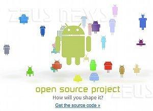 Google rilascia codice sorgente Android