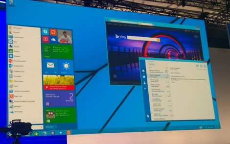 windows 8 menu start