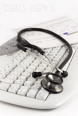 cartella clinica online, google health