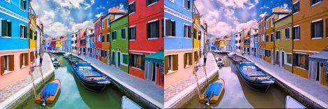 venezia enchroma daltonico