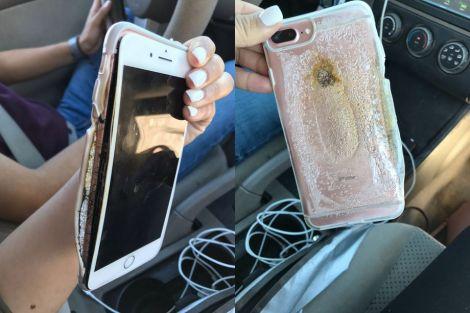 iphone olivas scioglie