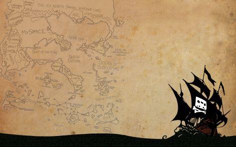 google censura pirate bay