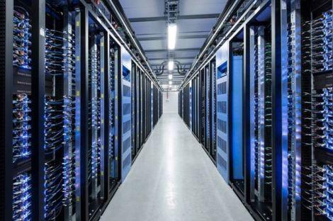 server datacenter riscalda Casa